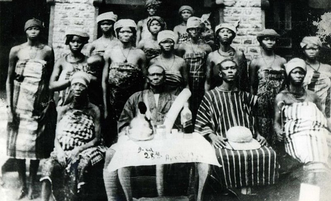 igbo traditions in things fall apart