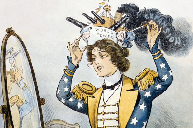 Birth of an American Empire: Columbia's Easter Bonnet