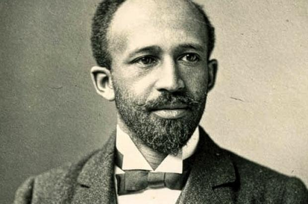 Portrait of W.E.B. DuBois, c. 1907.