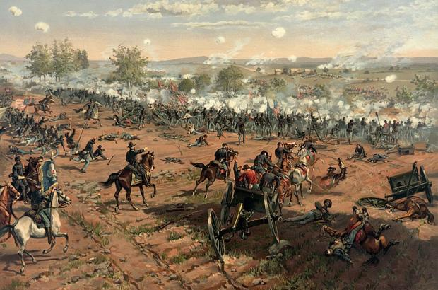 On Hallowed Ground: Gettysburg in History and Memory