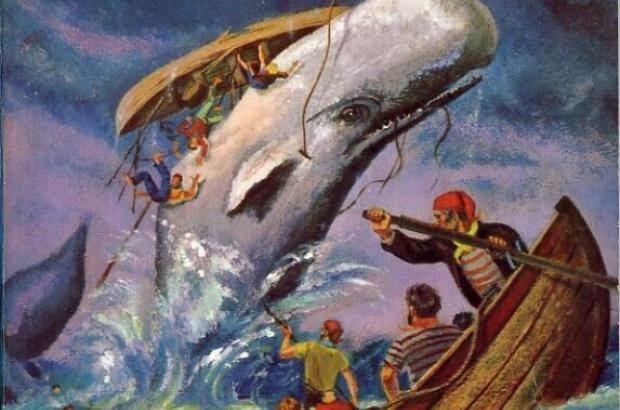 Moby Dick and the World of Whaling in the Digital Age