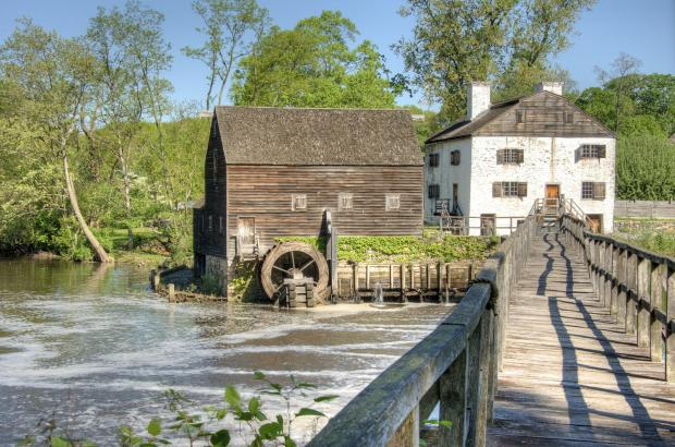 Philipsburg Manor, New York.