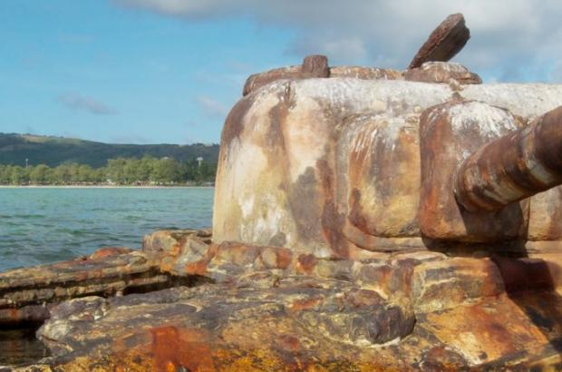 Saipan's Land and Sea: Battle Scars and Sites of Resilience