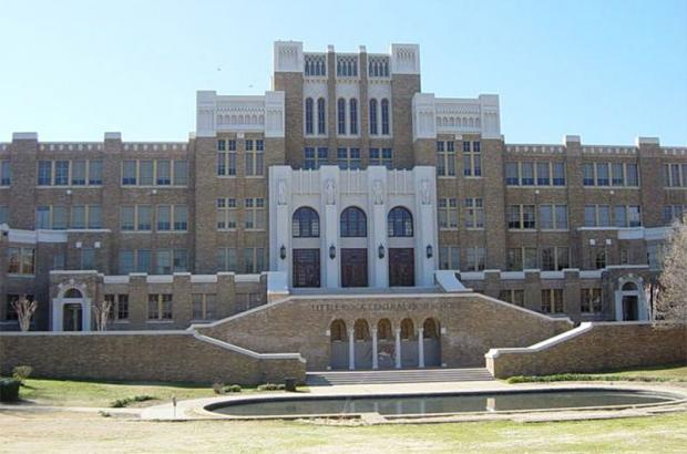 Central High School in Little Rock, Arkansas