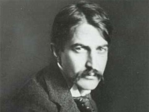 American author Stephen Crane in 1899