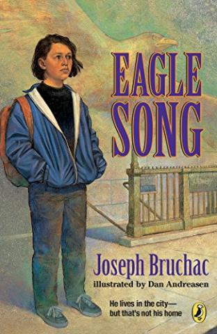 Cover image for Eagle Song by Joseph Bruchac