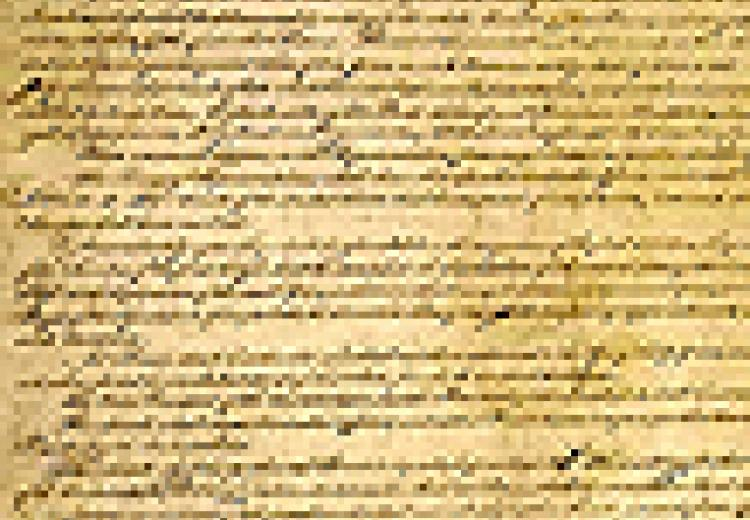 Image of first page of Constitution