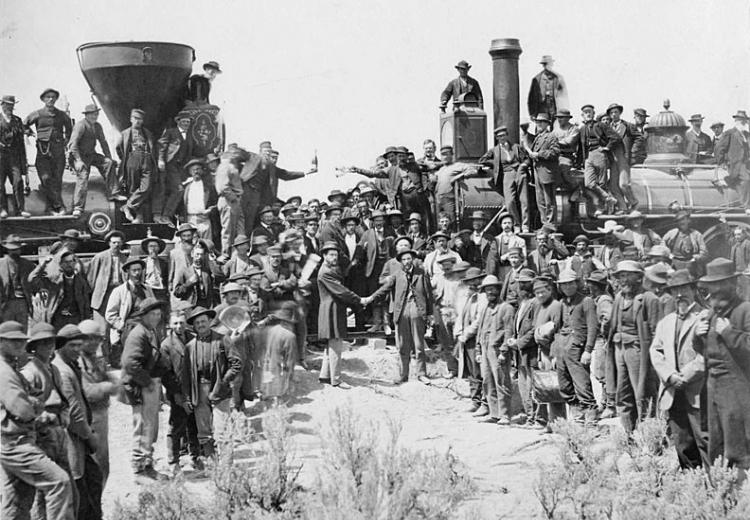 The Impact of the Transcontinental Railroad | NEH-Edsitement