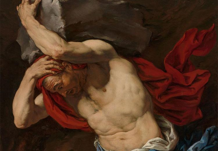 """Camus' """"The Myth of Sisyphus"""": A Close Reading of the Absurd   NEH"""