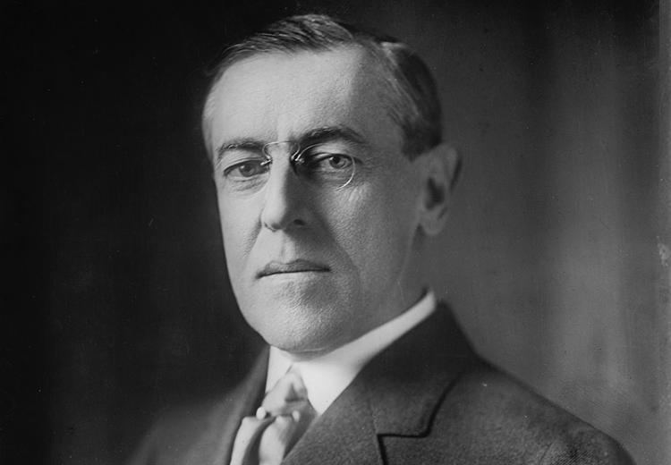 Woodrow Wilson tried to keep America out of World War I, and succeeded in postponing U.S. entry into the war for almost three years.