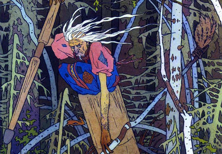 The Magical World of Russian Fairy Tales | NEH-Edsitement