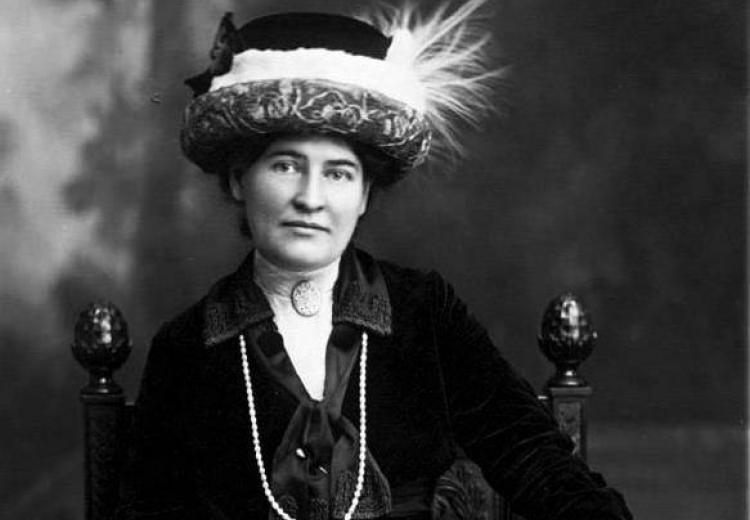 Willa Cather, 1912