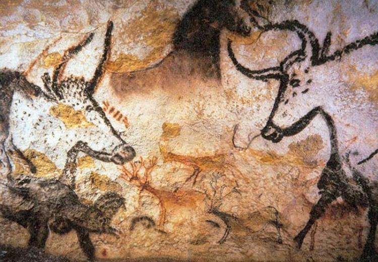 Lascaux La Vie En Caverne Neh Edsitement