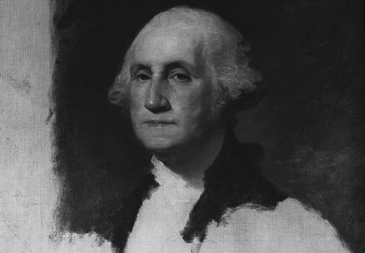 Gilbert Stuart portrait of George Washington