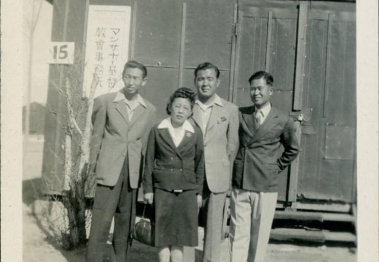 Japanese Internment Camps during WWII   NEH-Edsitement