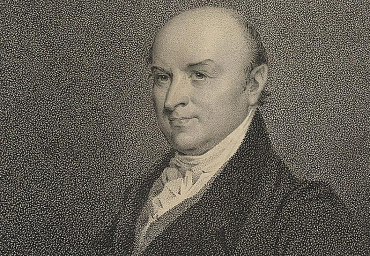 John Quincy Adams defeated Andrew Jackson in 1824