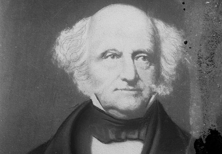 The Panic of 1837 and the Presidency of Martin Van Buren   NEH-Edsitement