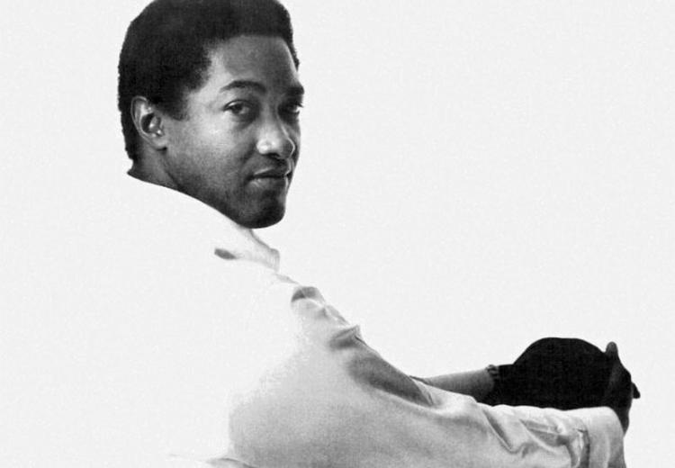 Photo of singer Sam Cooke