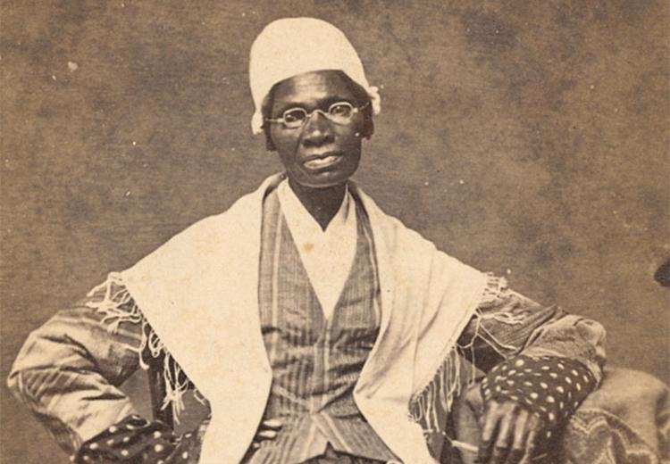 Photograph of Sojourner Truth