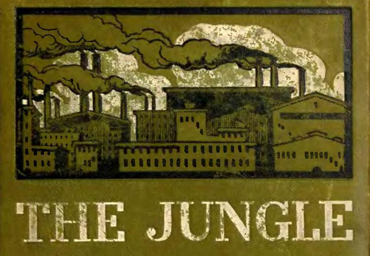 The Jungle, 1906.