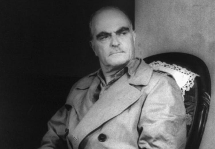 Portrait of Thornton Wilder