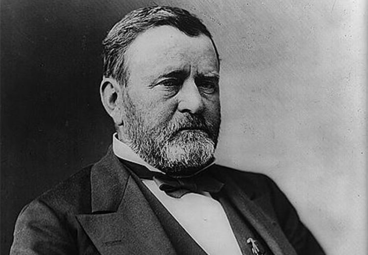 President Ulysses S. Grant presided over the waning days of Reconstruction