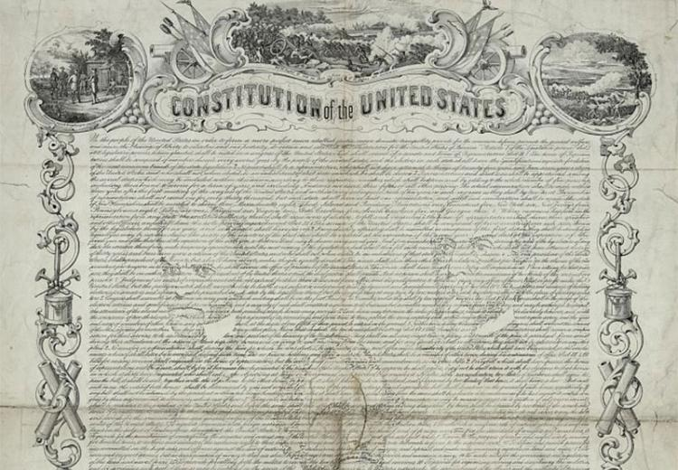 The First Amendment: What's Fair in a Free Country? | NEH