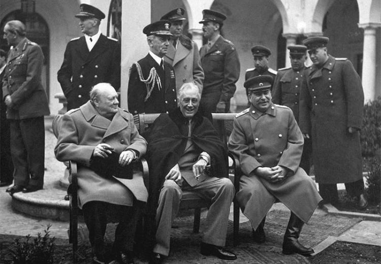 Lesson 3: Victory and the New Order in Europe | NEH-Edsitement